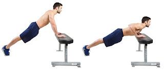 belum kuat push up? lakukan ini!