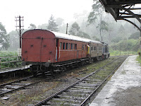 Rozelle railway station, Sri Lanka