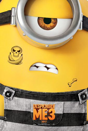 Despicable Me 3 (BRRip 1080p Dual Latino / Ingles) (2017)
