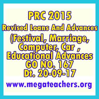 ap teachers PRC 2015 Loans and Advances