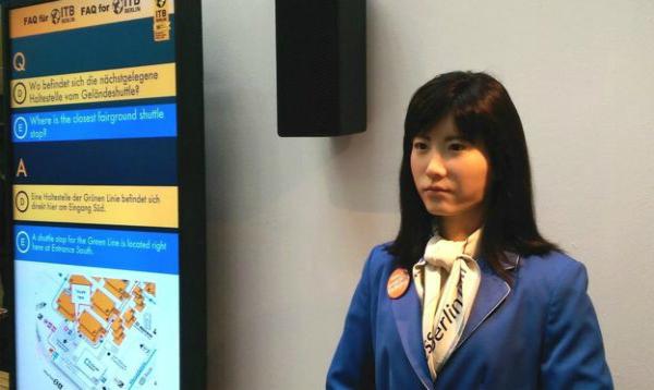 بالفيديو: توشيبا تكشف عن الجيل الجديد من روبوتها الشبيه بالبشر