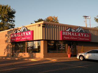 Himalayan Restaurant on Lake Street
