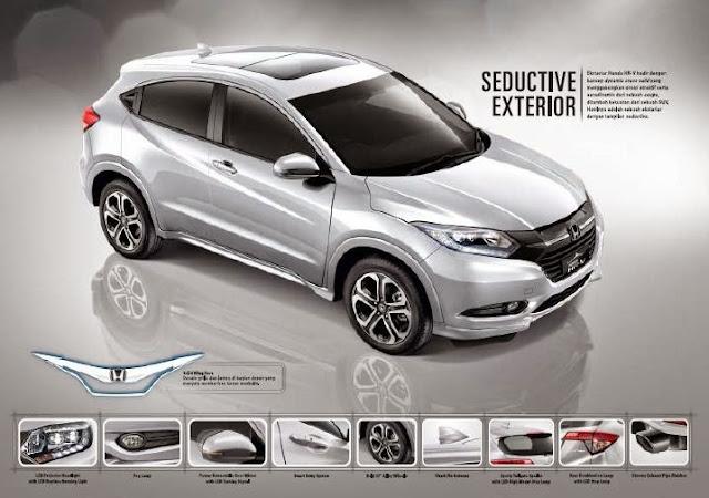 Brosur Honda Hrv Pdf