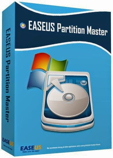 EaseUS Partition Master Technician Edition 10 Full Version