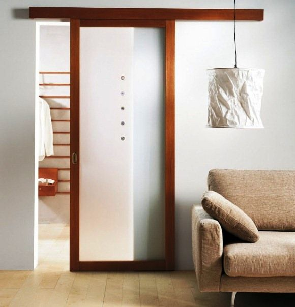 Model Desain Pintu Geser Sliding Minimalis