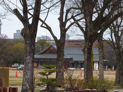 大阪城公園西ノ丸庭園
