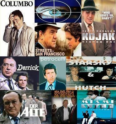 Régi bűnügyi filmsorozatok, krimisorozatok