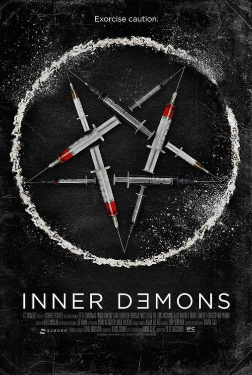 Inner Demons [2014] [DVDR] [NTSC] [Subtitulado]