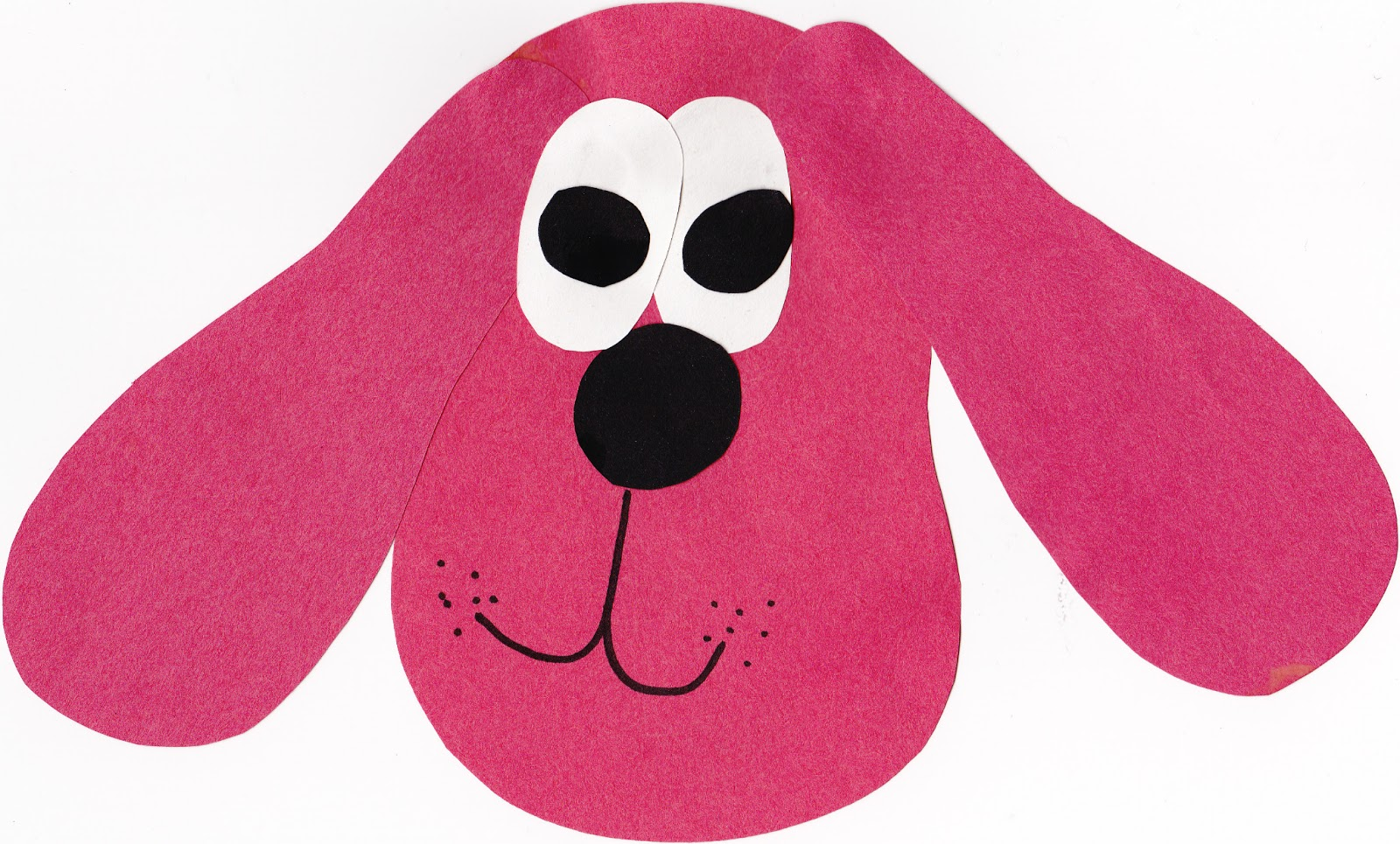 Clifford The Big Red Dog Arts And Crafts