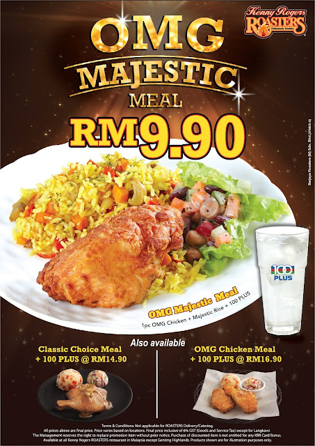 Omg Its The Majestic Meal Malaysian Foodie