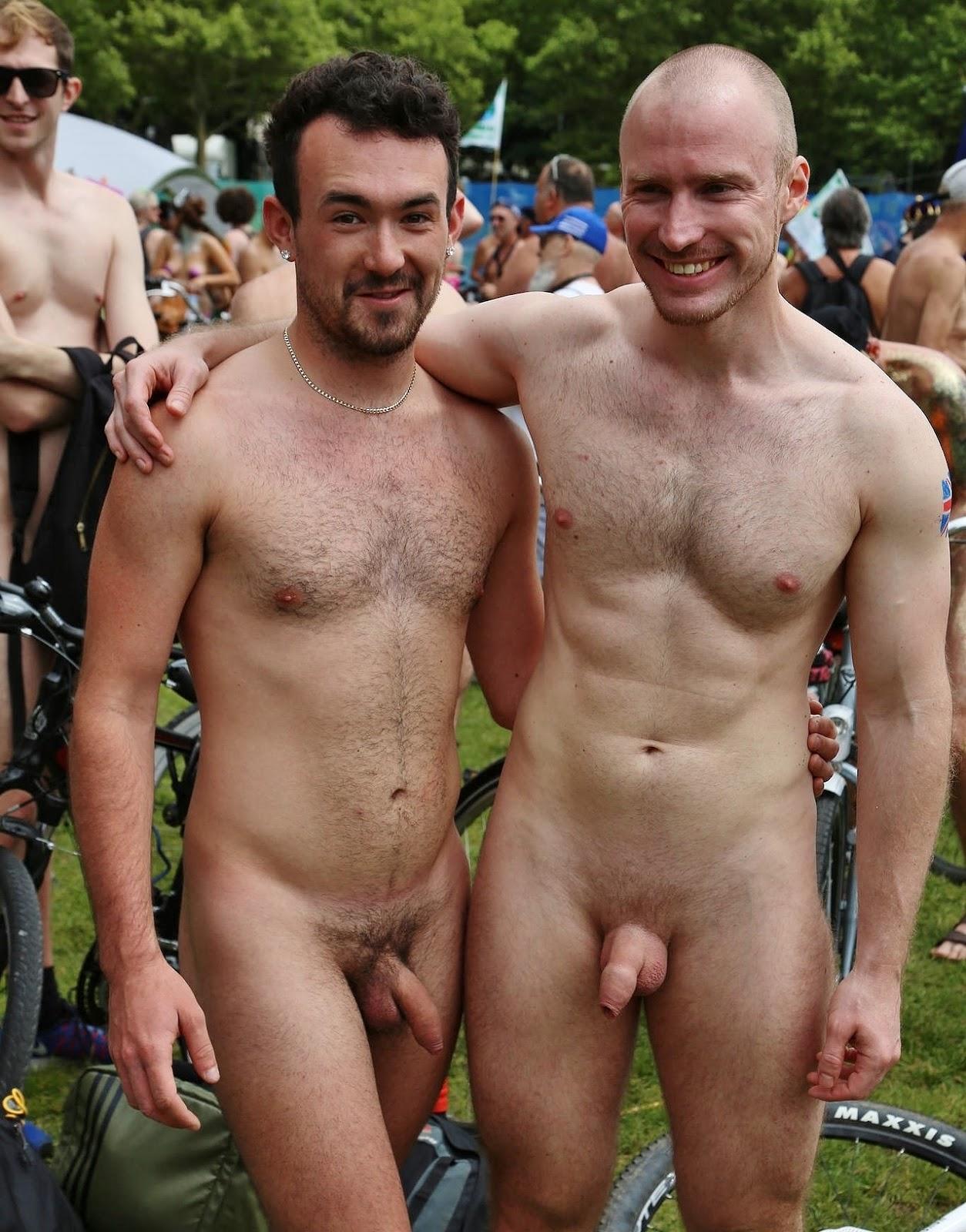 Gay naturism europe