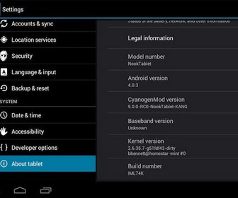 Momo8 custom firmware for android