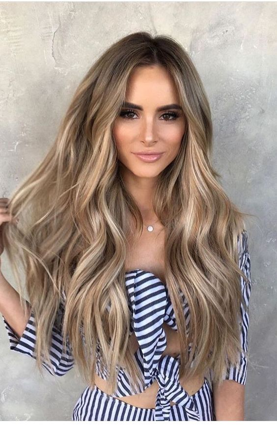 Super dulce peinados informales pelo largo Galeria De Cortes De Pelo Tendencias - La moda en tu cabello: Juveniles peinados con pelo largo ...