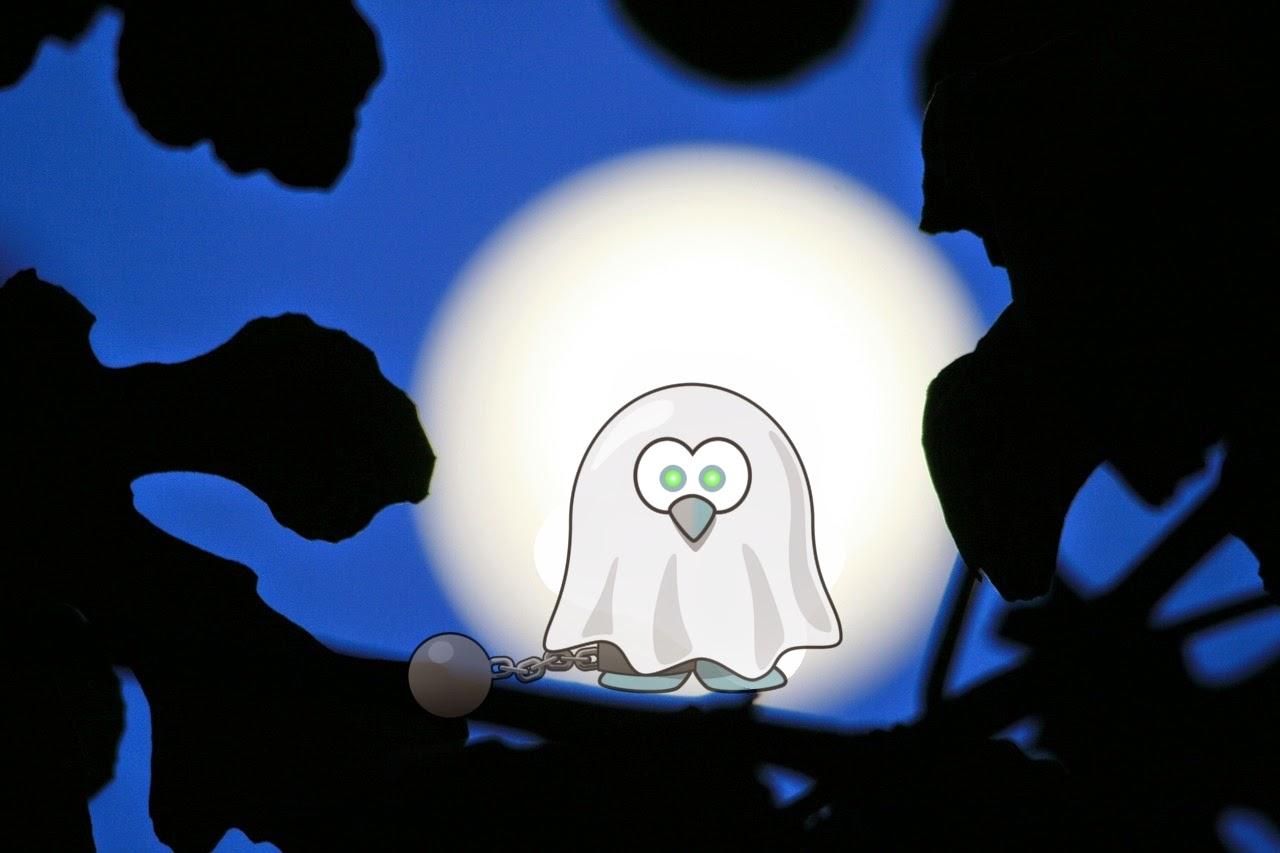"""""""El Fantasma Paruyo"""" o """"El miedo que tenía miedo"""" 1"""