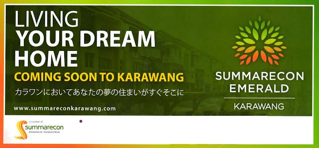 Summarecon Emerald Karawang