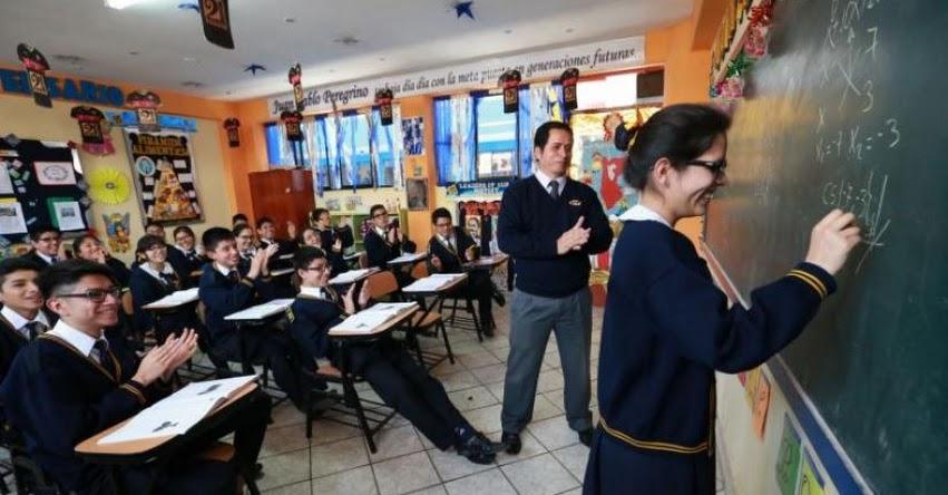 Educación es clave para fortalecer institucionalidad - www.elperuano.com.pe