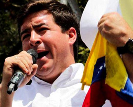 "EEUU pide ""liberación inmediata"" para Daniel Ceballos"