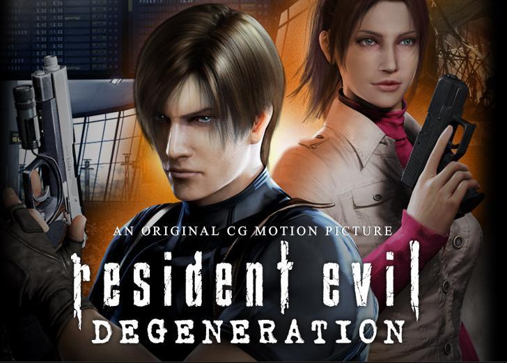 resident evil degeneration full movie dailymotion