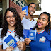 Secretaria da Educação promove mutirão de inscrição para o Programa Primeiro Emprego, em Itabuna