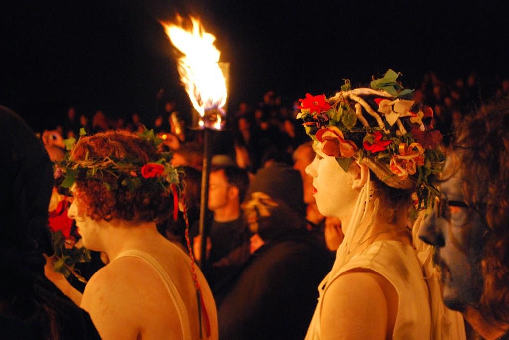 Resultado de imagen de festival fuego edimburgo