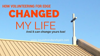 How Volunteering for Edge (Youth Ministry) Changed My Life