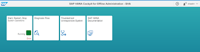 SAP HANA 2.0 SPS 00 What's New: Administration – by the SAP HANA Academy