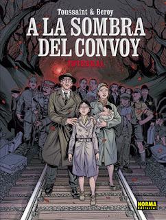 A la sombra del convoy. Edición integral
