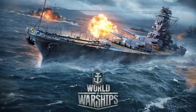 Semana dorada en World of Warships!