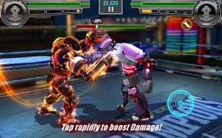 Download Real Steel Champions 1.0.246 MOD APK