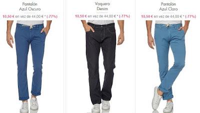 vaqueros pantalones
