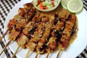 Kuliner Indonesia - Sate Matang