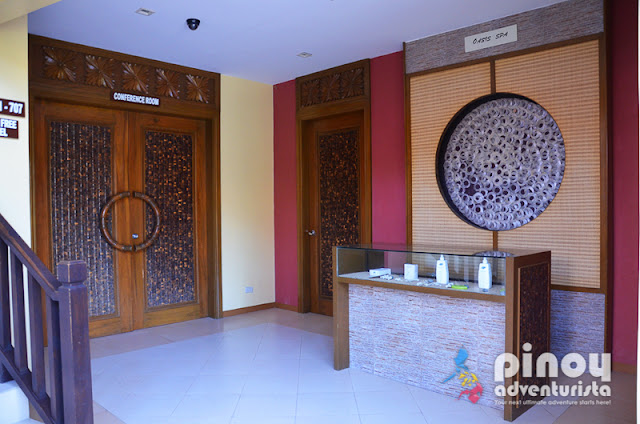 Oasis Spa and Nail Salon at Boracay Tropics Resort Hotel
