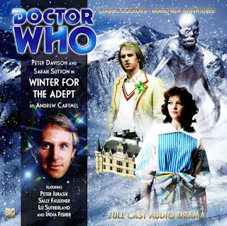 Big Finish Doctor Who Winter for the Adept
