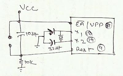 8051 /8025 / AVR BURNER CRICKET KIT: 8051/52 & AVR burner