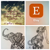 A Writer's Whimsy - Etsy Shop