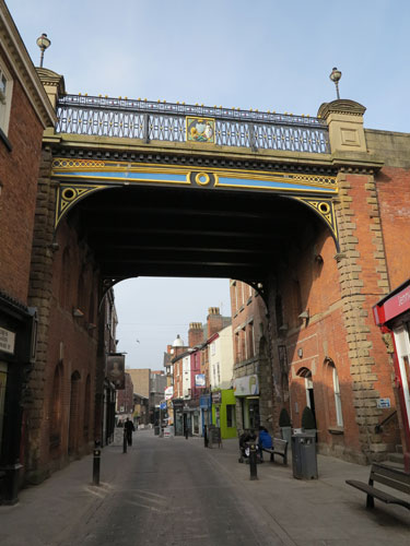 St Petersgate Bridge, Stockport