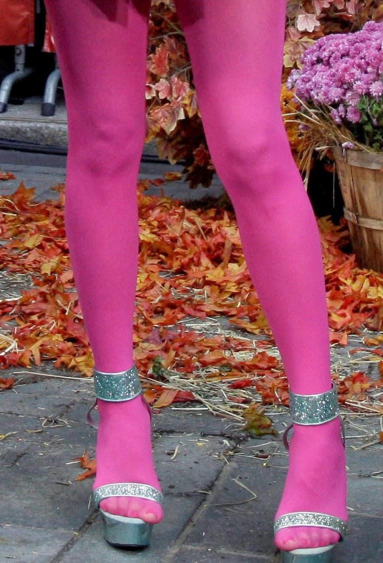 halloween hot leg