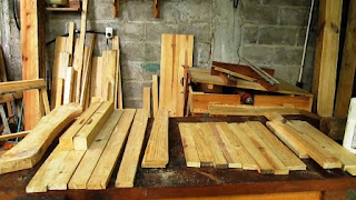 piezas silla adirondack