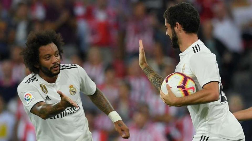 مصير مارسيلو وايسكو في ريال مدريد