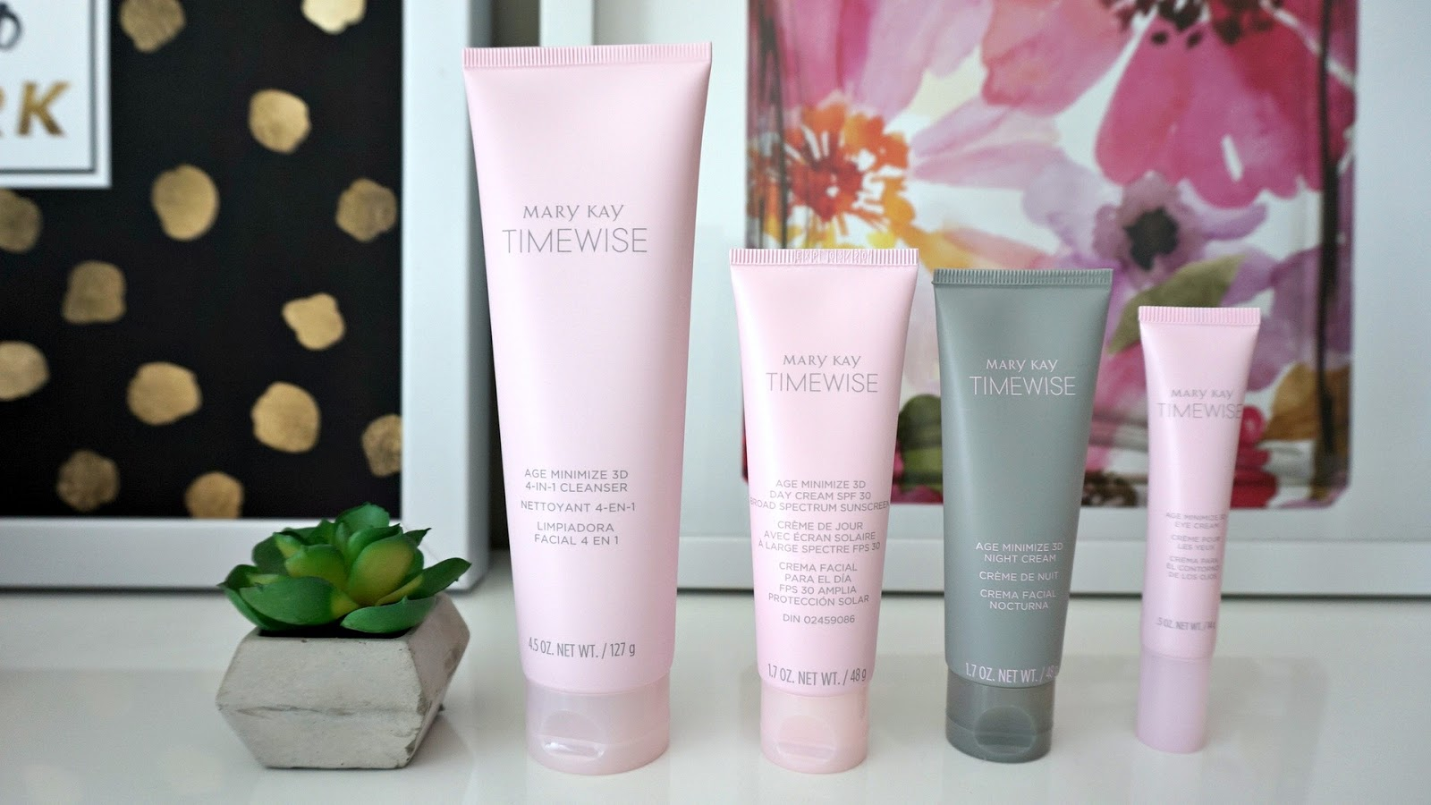 Mary Kay TimeWise 3D Miracle Set for Normal to Dry Skin | eBay