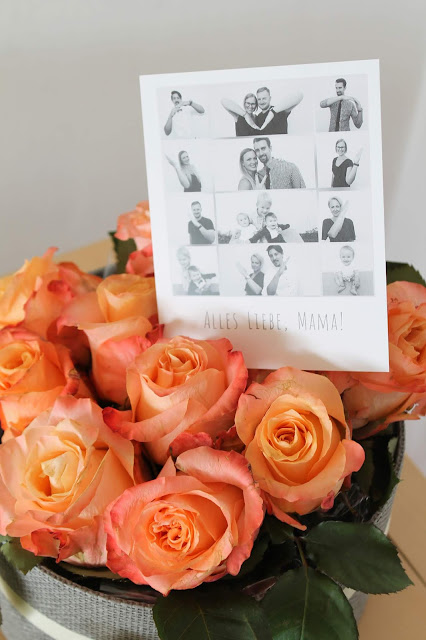 DIY Flowerbox Geschenkidee Muttertag JGA Hochzeit Rosen Jules kleines Freudenhaus