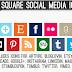 Social Media Icons Untuk Blog Anda