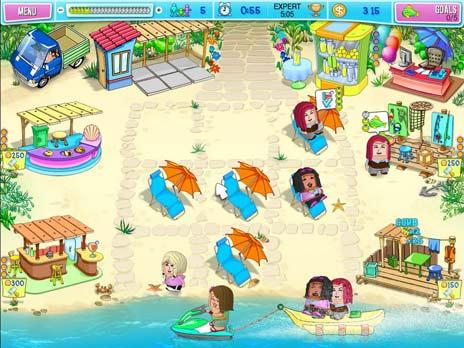 Huru Beach Party Full Version