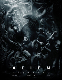 Alien: Covenant (2017) latino