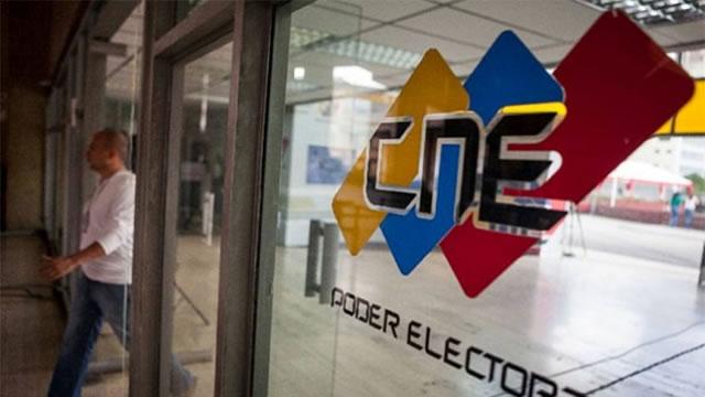 Cómo solicitar al CNE que lo excluya del Registro Sectorial de la ANC