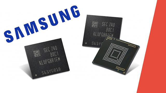 Samsung începe producția primelor memorii UFS de 512 GB pentru dispozitive mobile