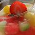 Cara Membuat Minuman Es Buah Bening Tanpa Susu Dan Santan