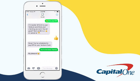 Chatbot Capital One