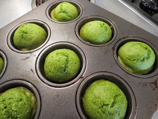 Leprechaun Muffins for St. Patrick's Day