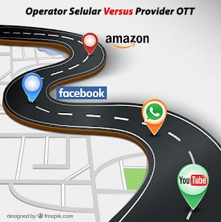 Operator Versus Over The Top Companies- OTT